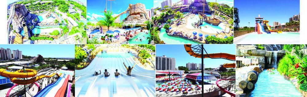 Longe da folia, a capital das águas quentes tem pacotes especiais para o carnaval 2020 nos hotéis diRoma - Foto: Divulgação