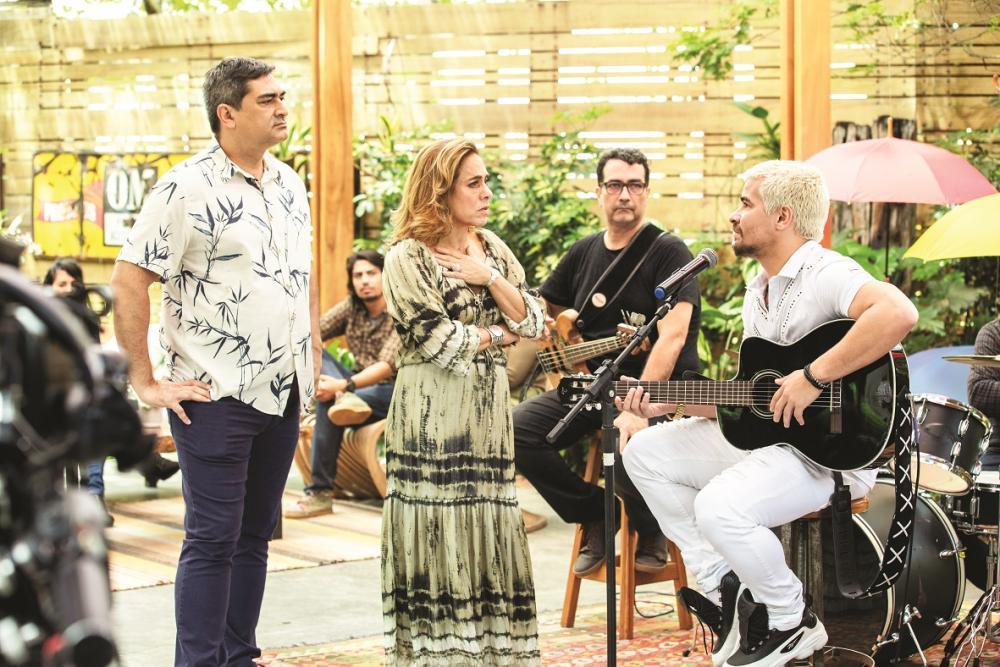 Foto: Victor Pollak /TV Globo