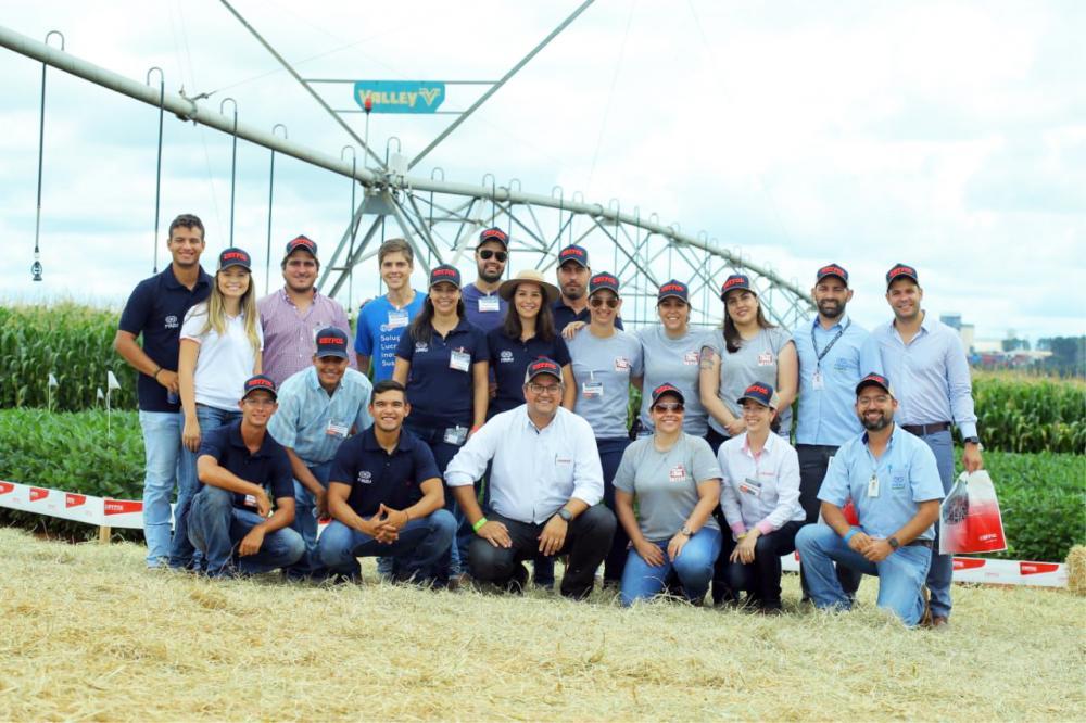 Projeto realizado em Uberaba, em parceria com a Fazu, já conta com 19 ensaios em andamento e projeta ser referência para outras empresas ligadas ao agronegócio - Foto: Divulgação