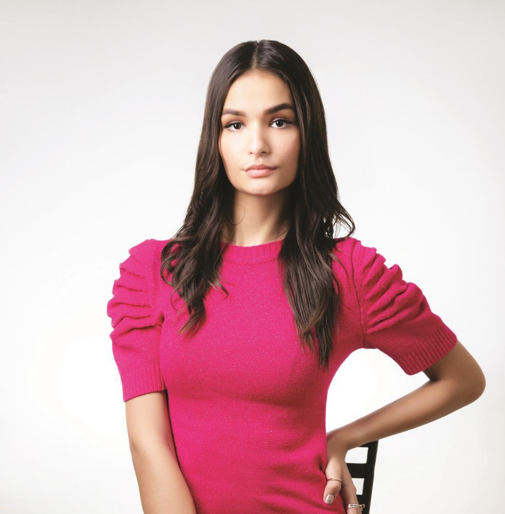 Belíssima Jade Maria Vieira Finholdt será coroada hoje - Miss Uberaba 2020 - Foto Arthur Matos