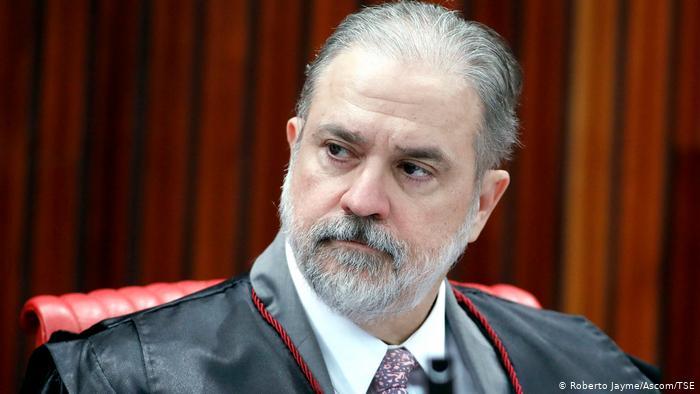 Procurador-geral da República, Augusto Aras - Foto: Roberto Jayme/TSE