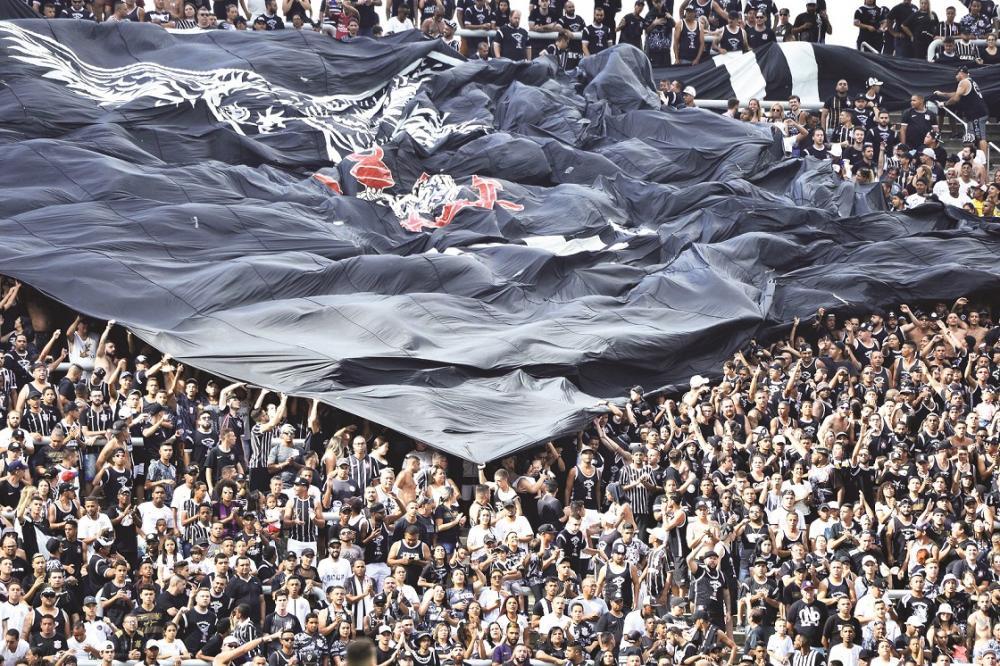 "Torcida promete lotar Arena Corinthians: ""É quarta-feira"" - Foto: Marcos Ribolli"