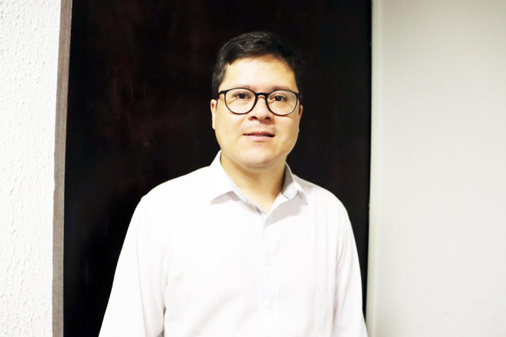 Advogado José Luiz de Paula Neto é o novo secretário Executivo da Amvale - Foto: Lúcio Catellano/Amvale