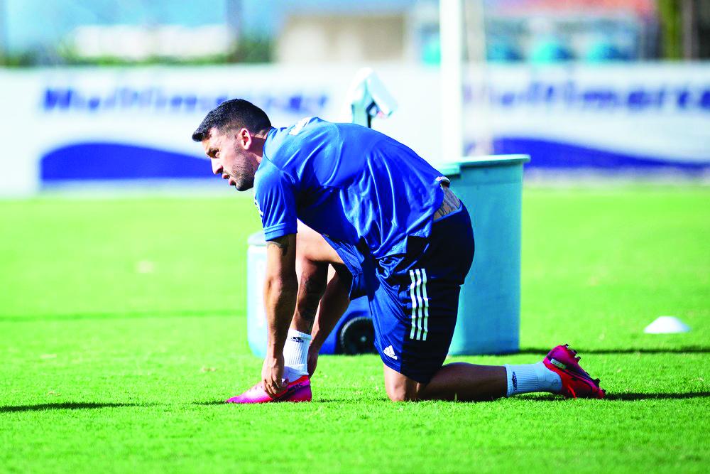 Edilson, lateral-direito do Cruzeiro - Foto: Bruno Haddad/Cruzeiro