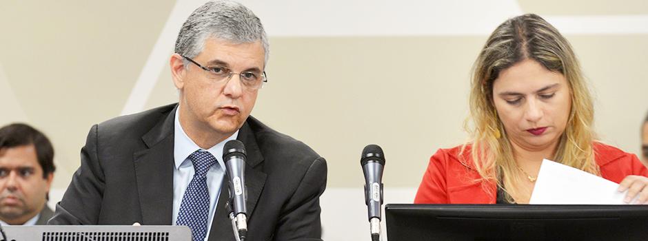 Gustavo Barbosa participou de audiência pública na Assembleia Legislativa de Minas Gerais - Foto: Clarissa Barçante/ALMG