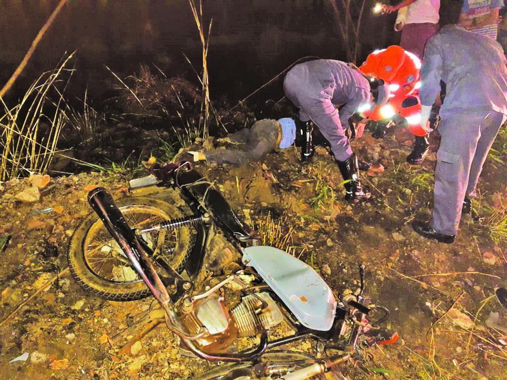 Vítima morreu em acidente e condutor que fugiu sem prestar socorro