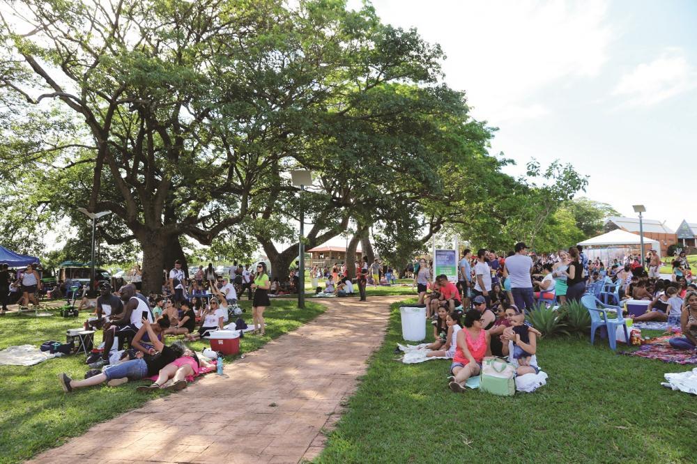 Abre Alas vai acontecer no Parque das Barrigudas neste domingo - Foto: Divulgação/Codau