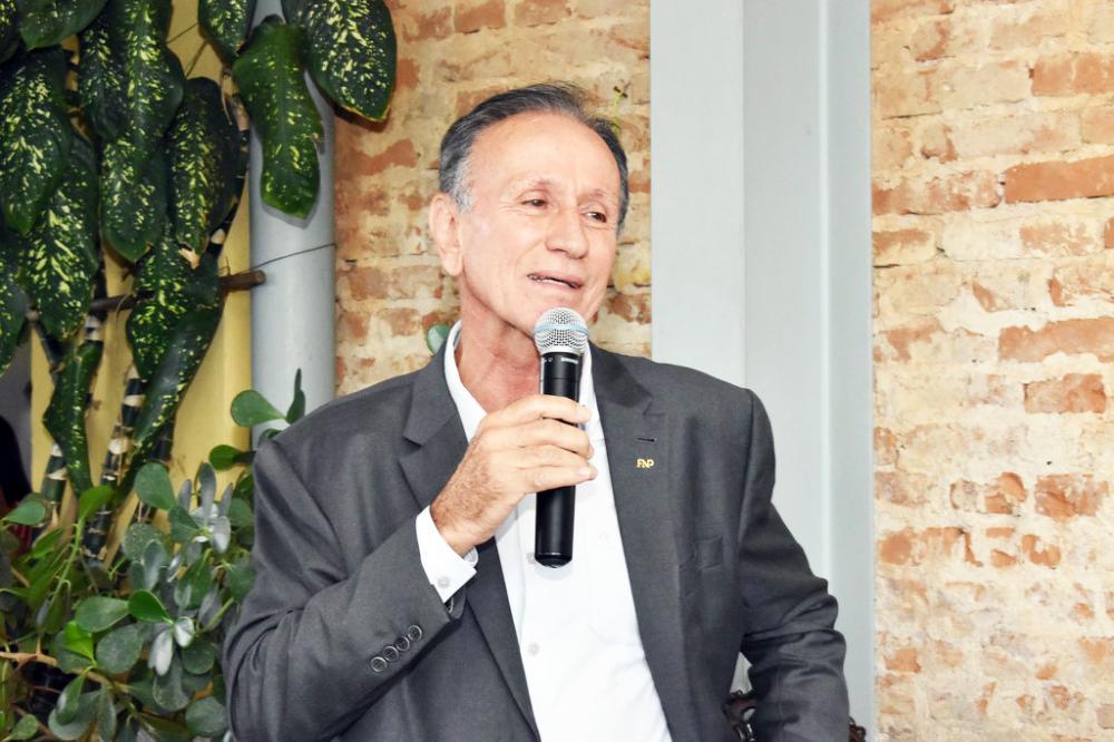 Prefeito Paulo Piau segue na busca de novos investimentos para Uberaba - Foto: Marco Aurélio/PMU
