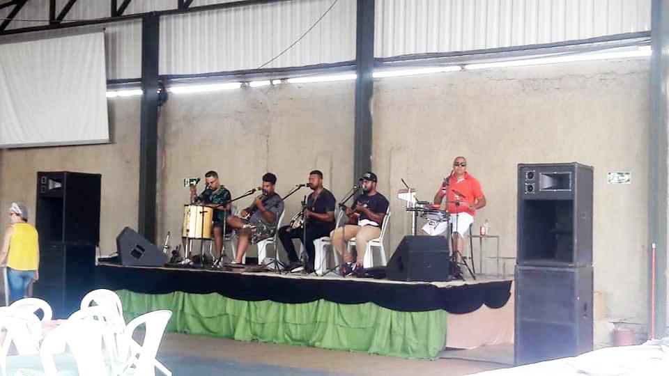 Atração é a banda Fut&Samba - Foto: Divulgação