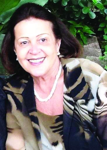 """A empresária Lídia Santos Marques, da """"Eventho Turismo"""" promove juntamente com seus filhos, que também são seus parceiros, os 25 anos de sucesso daquela agência"""