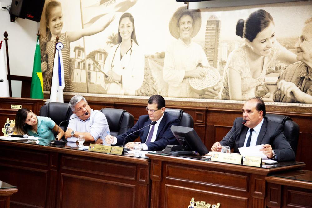 Presidente da Funel, Luiz Alberto Medina acompanhou a aprovação do Memorial do Esporte - Foto: Rodrigo Garcia/CMU
