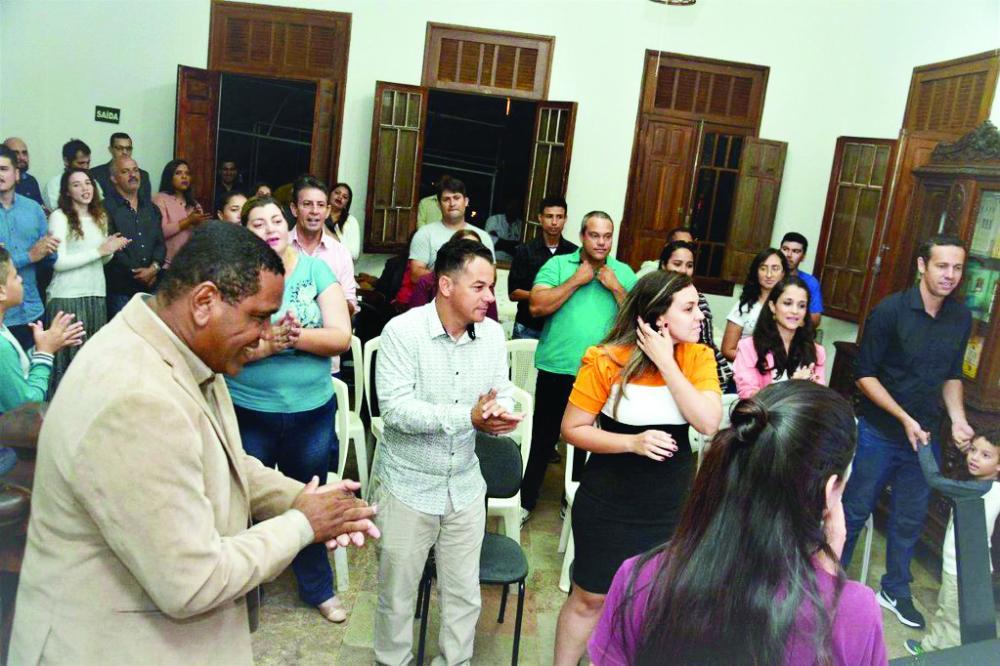 """Lançamento da """"Festa da Fé"""" aconteceu no início da semana - Foto: Flávio Salge/FCU"""