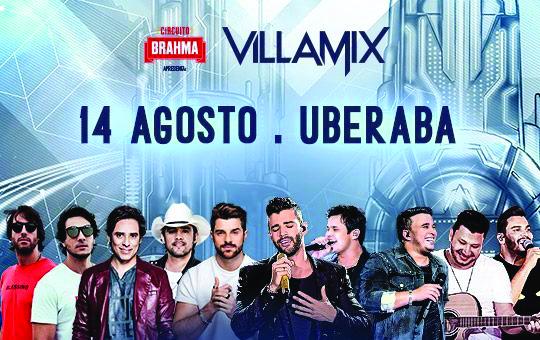 O maior festival de música sertaneja do país, o VillaMix Uberaba, acontece amanhã, no Centro Park, pela primeira vez em nossa cidade