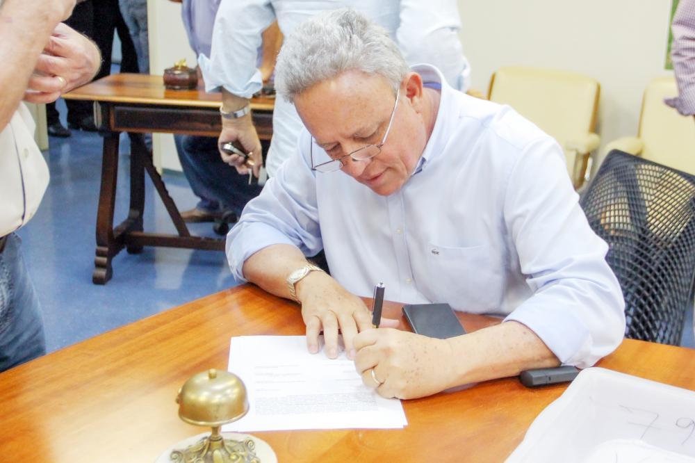 Pecuarista e empresário Rivaldo Machado Borges Júnior foi eleito presidente da ABCZ