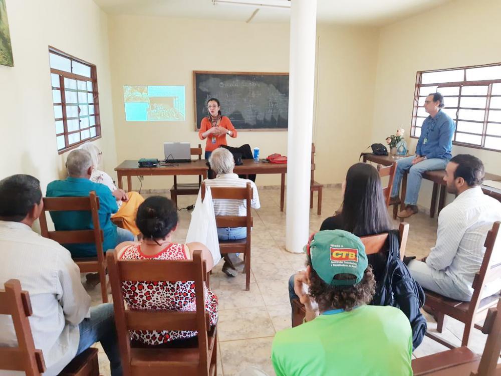 Programa de Biosseguridade é apresentado aos produtores de frango caipira em São Basílio