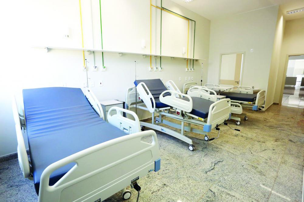 Hospital Regional José de Alencar é um dos três hospitais que pode receber casos suspeitos de contaminação pelo coronavírus - Foto: Divulgação/PMU