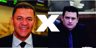 """O ex-vereador Edmilson """"Doidão"""" e o vereador Thiago Mariscal trocam ofensas nas redes sociais - Foto: Divulgação"""