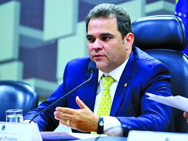 Deputado José Priante (MDB-PA) foi eleito presidente da comissão:Proposta de reforma da Previdência dos militares prevê economia de R$ 10,45 bi em 10 anos