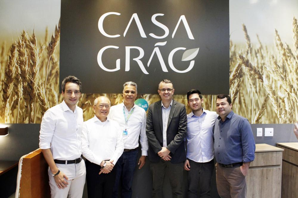 O cliente de número 1000 das empresas é o Café, Empório e Restaurante Casa Grão - Foto: Divulgação