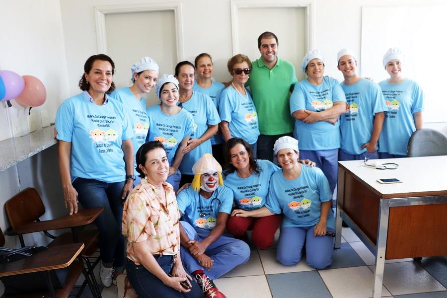 Ação envolveu 11 profissionais e realizou 10 cirurgias eletivas que estavam na fila de espera da Secretaria de Saúde, reduzindo a demanda reprimida do município - Foto: Divulgação