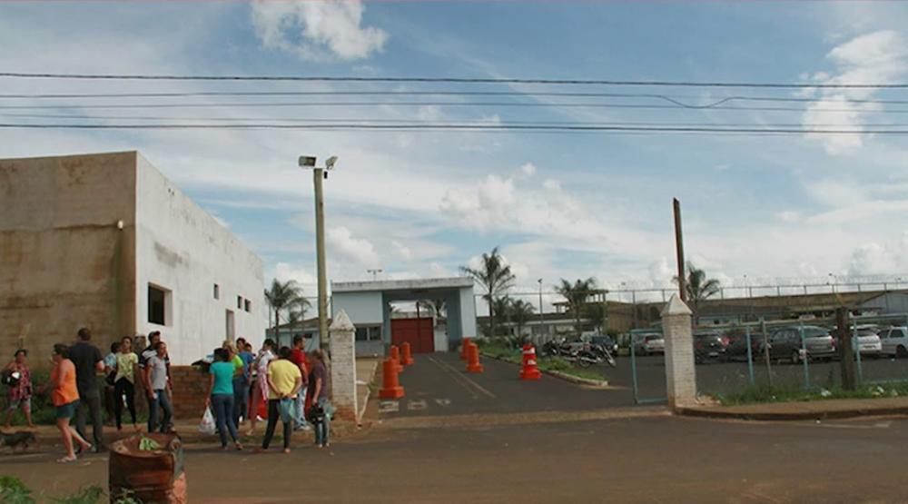 Homem que estava detido na penitenciária de Uberaba, ganhou condicional e ameaçou ex-namorada - Foto: Divulgação