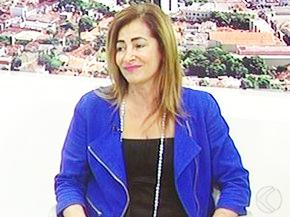 Marilda Ribeiro deverá ser candidata à prefeita pelo PC do B - Foto: Divulgação