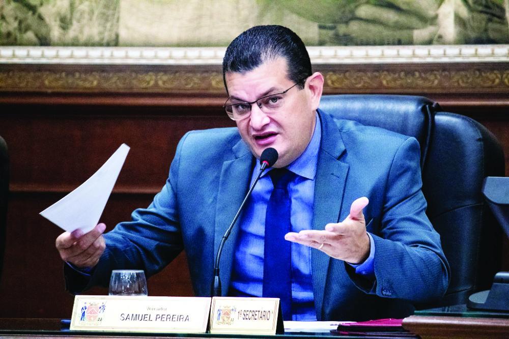 Segundo o vereador Samuel Pereira, autor da iniciativa, o método proposto irá mapear e monitorar condutas ou atos de violência ocorridos no ambiente escolar - Foto: Rodrigo Garcia/CMU