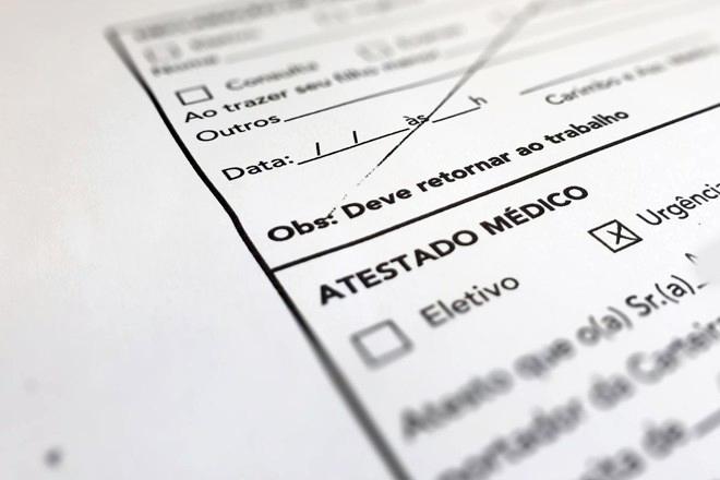 Uso de falso atestado médico, da rede municipal, gera denúncia na polícia - Foto: Ilustração