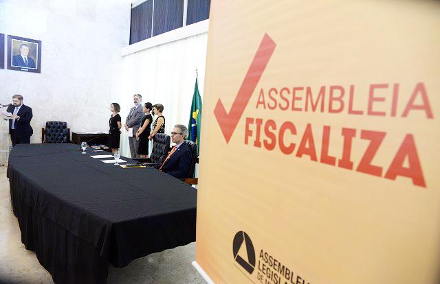 Iniciativa da ALMG de fiscalização do Executivo começa na terça-feira (24) com procedimentos especiais para evitar contágio - Foto: Guilherme Dardanhan