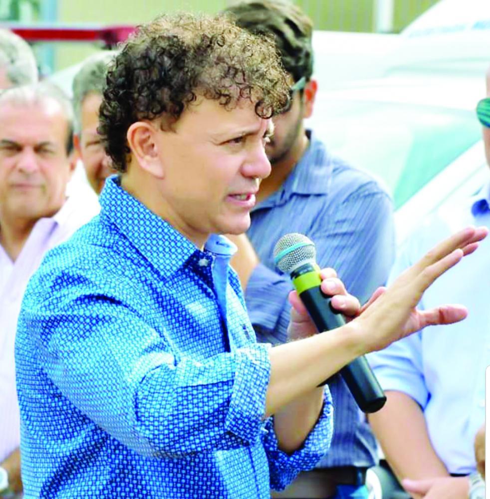 Tony Carlos anuncia sua filiação ao PTB para ser candidato a prefeito de Uberaba nas próximas eleições