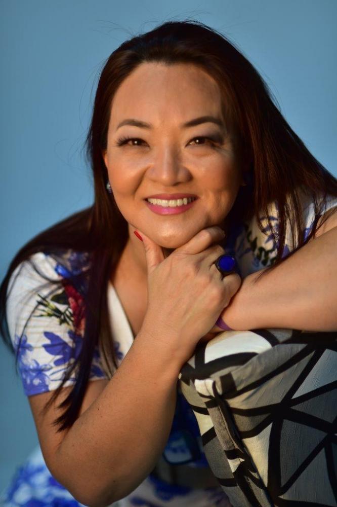 Vera Lúcia Saito Detoni recebe homenagens no dia de hoje, 31 de março, pela comemoração do seu aniversário - Foto: Marise Romano