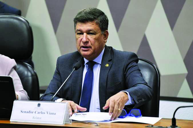 Projeto de autoria do senador Carlos Viana prevê que a empresa terá que pagar despesas relativas ao uso de forças policiais, ambientais, de resgate e de saúde