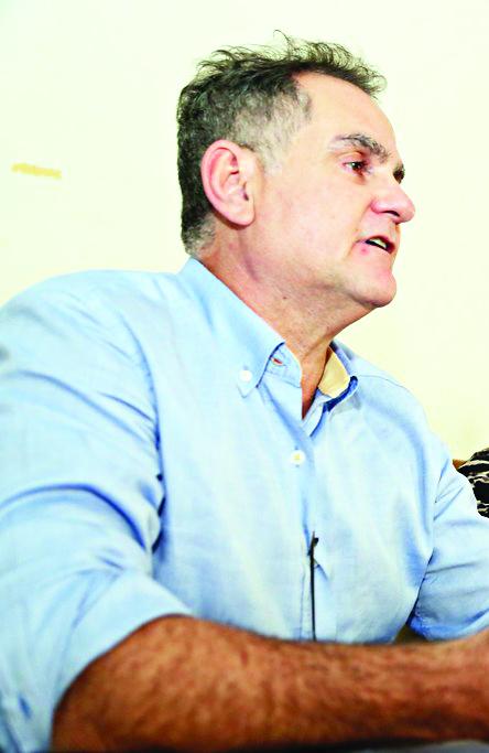Secretário Marco Túlio Cury - Foto: Neto Talmeli