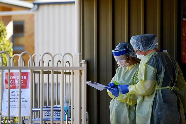 Cientistas de Monash University encontraram remédio que combate coronavírus em 48h - Foto: Reprodução/Daily Mail