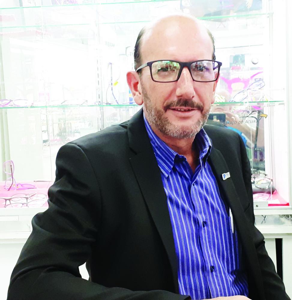 Presidente da CDL Uberaba, Angelo Crema vê pontos positivos em encontro virtual do ministro - Foto: Arquivo