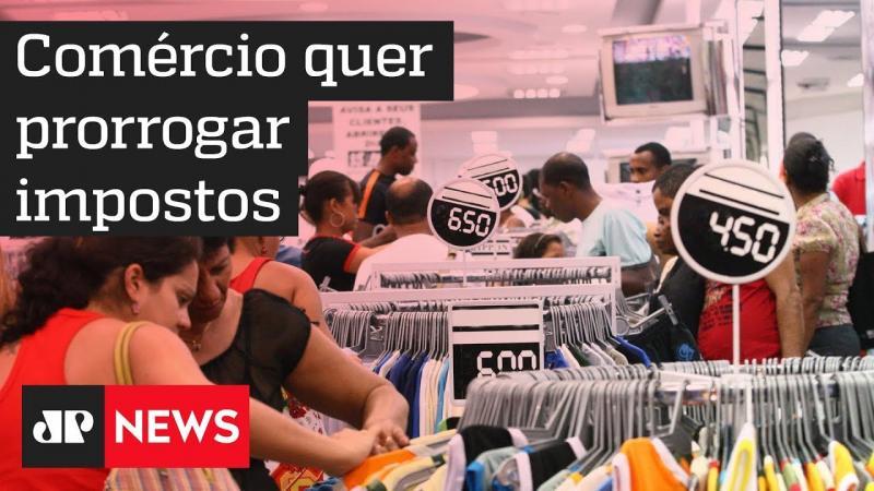 Comércio registra queda recorde em março, diz Serasa