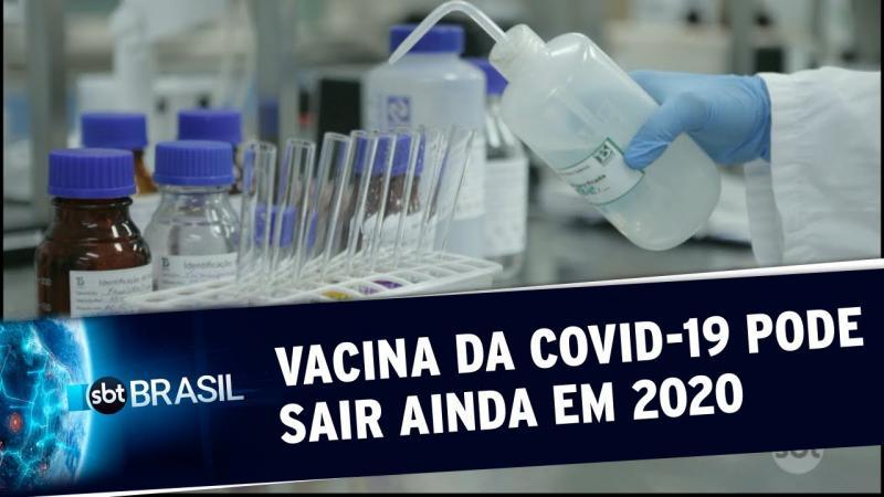Instituto Butantan pode disponibilizar vacina contra Covid-19 em 2020