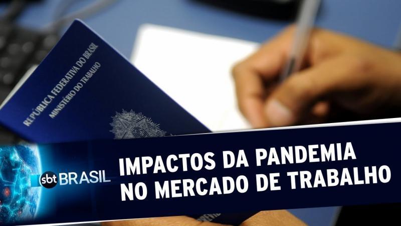 Pandemia deixa quase 30 milhões de brasileiros fora do mercado de trabalho