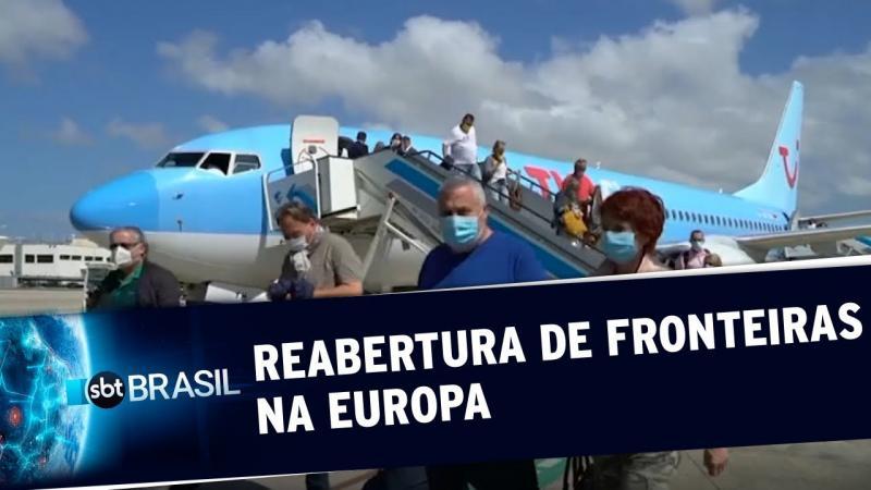 Viagens voltam a ser autorizadas na maior parte do continente europeu