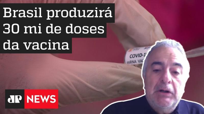 Período de imunização de possível vacina contra a Covid-19 ainda é desconhecido, afirma especialista