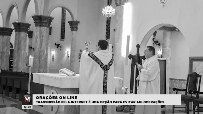 Coronavírus: igrejas transmitem missas e cultos pela internet