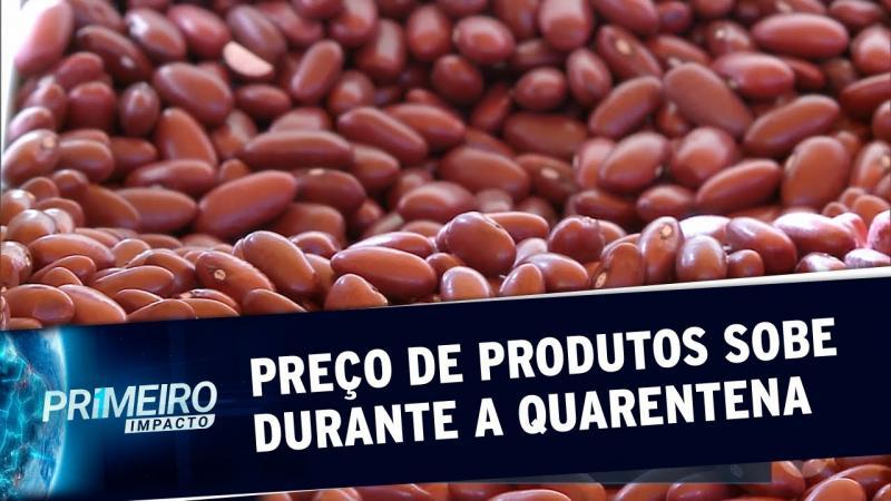 Fornecedores de alimento aproveitam pandemia para aumentar preços
