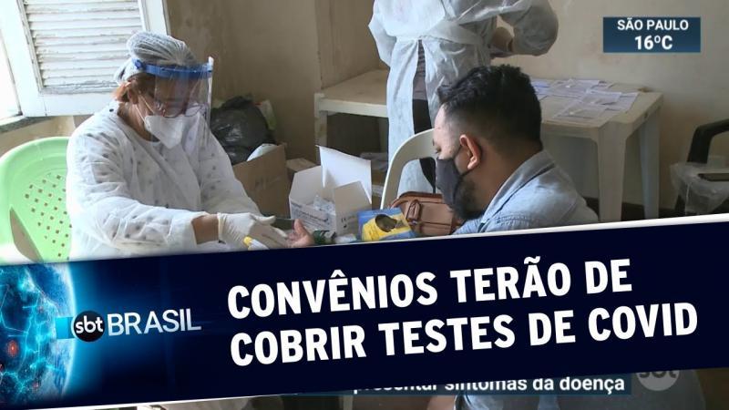 ANS obriga convênios a cobrir teste de Covid-19 para quem tiver sintomas