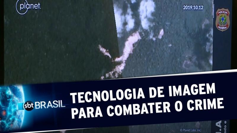 Sistema de imagens por satélite ajudará no combate a crimes ambientais